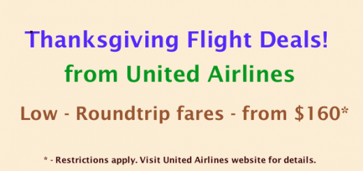 United-Airlines-Black-Friday-Thanksgiving-Cheap-Flight-Travel-Deals-2013