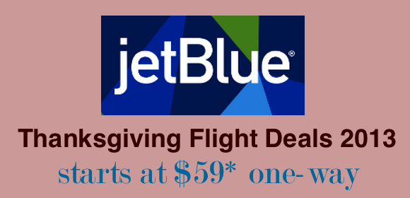 flight deals from jetblue airways for this thanksgiving november 2013. Black Bedroom Furniture Sets. Home Design Ideas