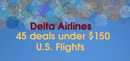 45 deals delta